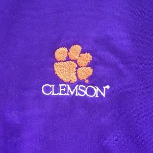 Clemson M/M  Unisex Jacket by Cutter & Buck NEW